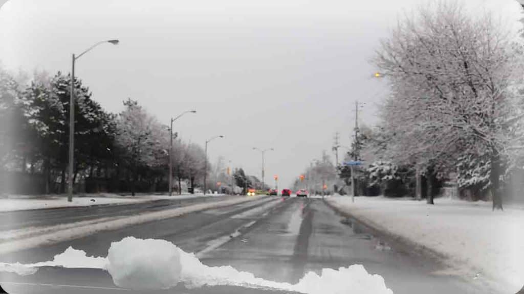 driving school winter driving safety tips