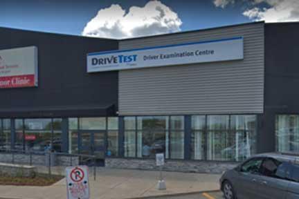 Burlington DriveTest Centres in Ontario