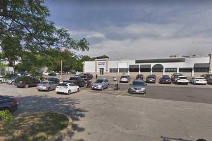 Oshawa Driving Test centre in Ontario Canada