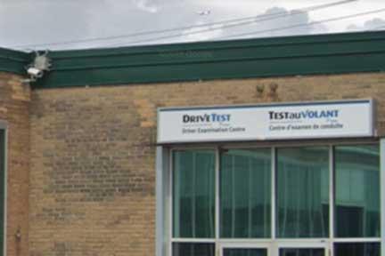 Toronto Downsview Driving Test Center